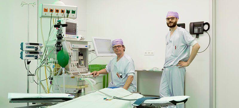 oproepkracht anesthesiemedewerker